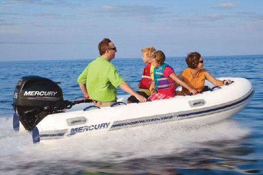2016 Mercury Inflatables 430 Ocean Runner