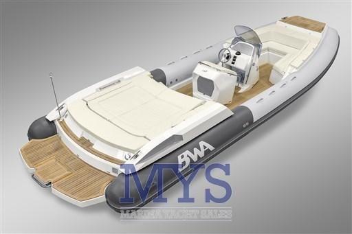 2016 Bwa Nautica 8.9 TT PREMIUM