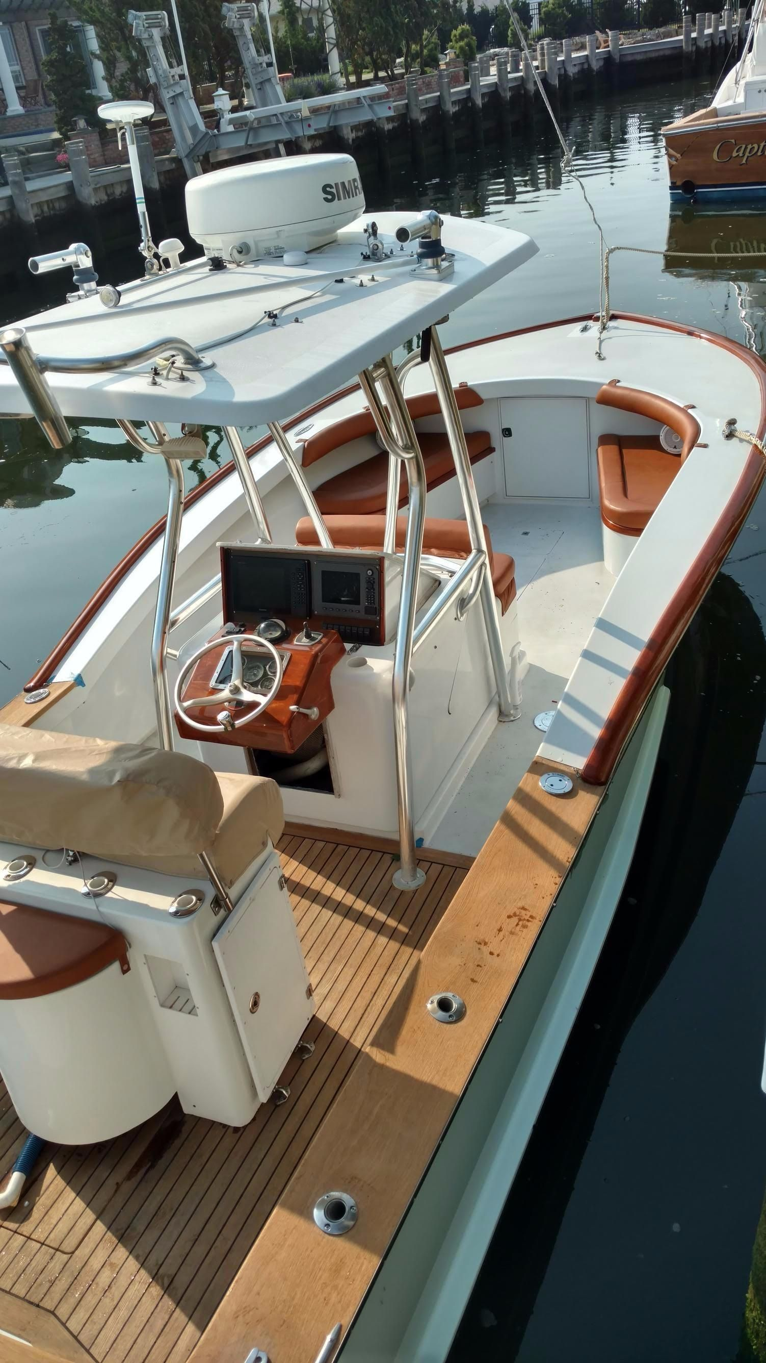 Cummins For Sale >> 1998 Jarrett Bay Center Console Custom Power Boat For Sale - www.yachtworld.com