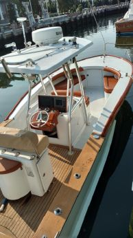 1998 Jarrett Bay Center Console Custom
