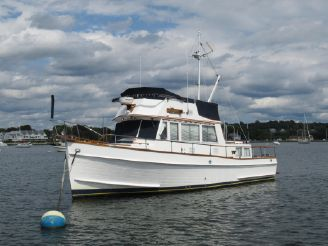 1983 Grand Banks 36 Classic