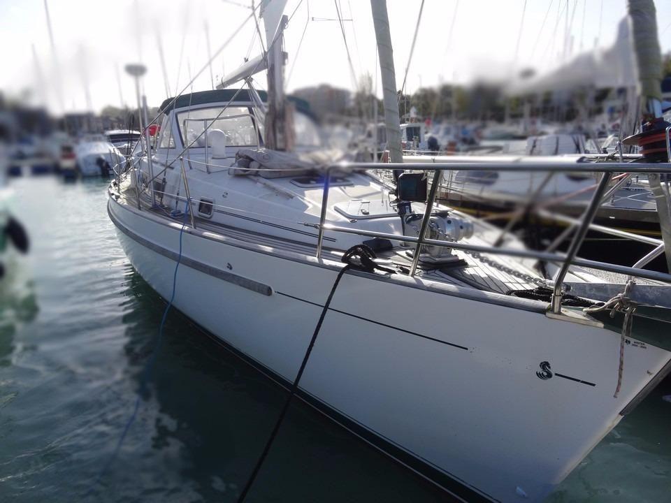 1997 Beneteau Oceanis 40 CC Sail Boat For Sale - www ...