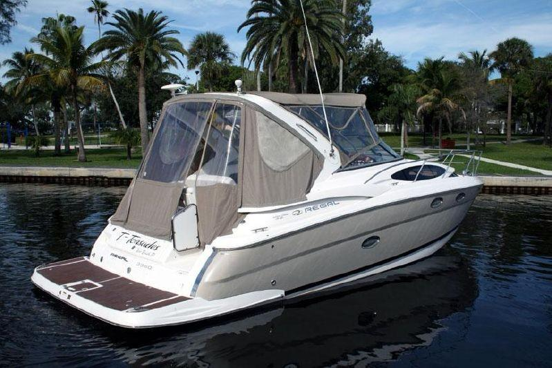 regal 3360 window express boats for sale yachtworld rh yachtworld com Regal 2000 Boat 1988 Regal Boat
