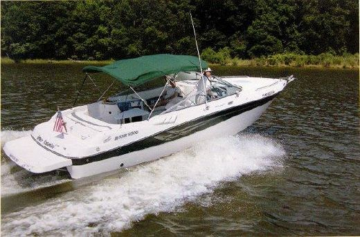 2000 Four Winns 285 Sundowner