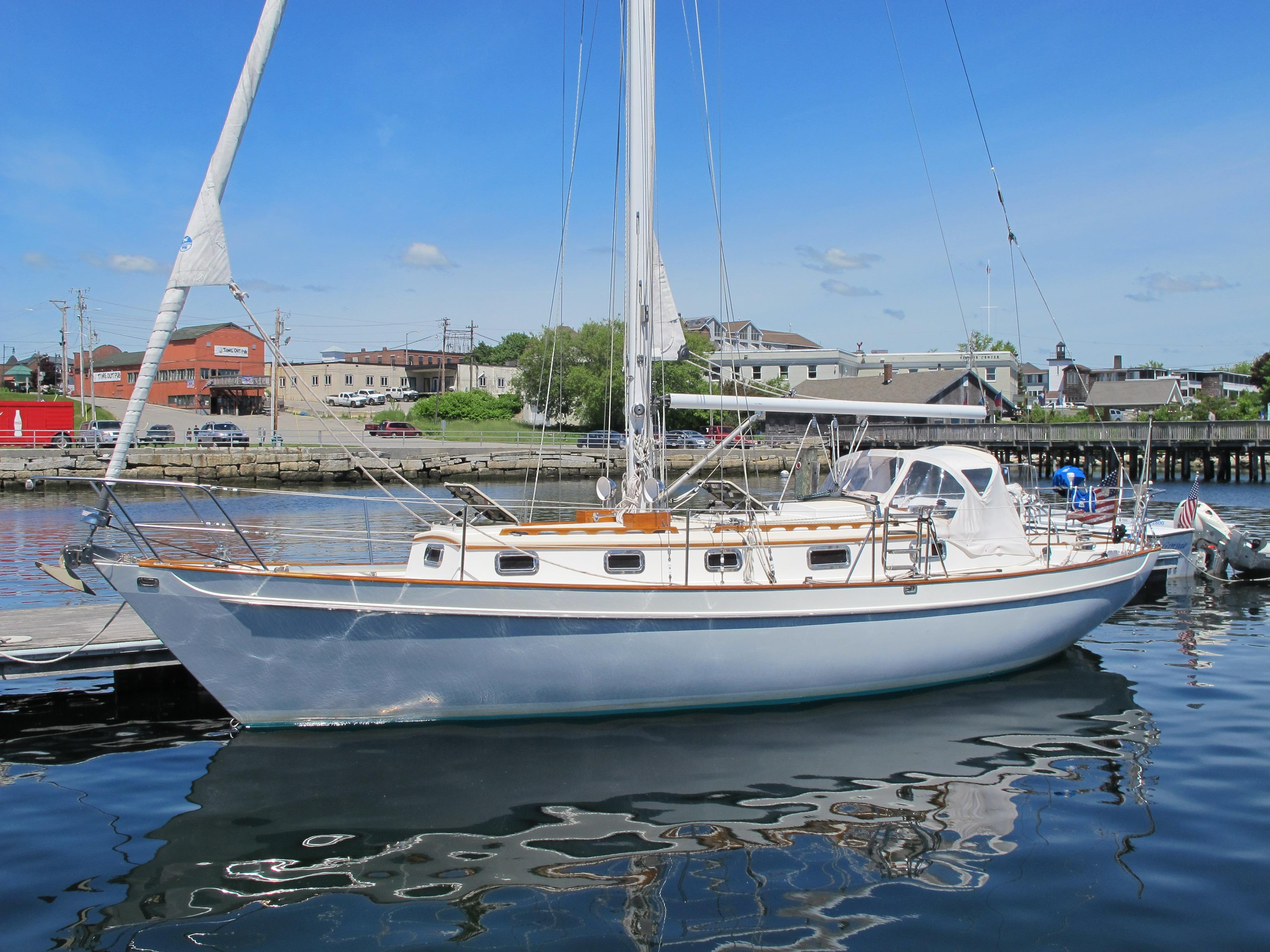 Morris Yachts Justine, ME