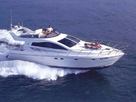1998 Enterprise Marine 46
