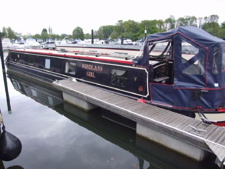 1991 Canalcraft Cruiser Stern 58' Narrowboat