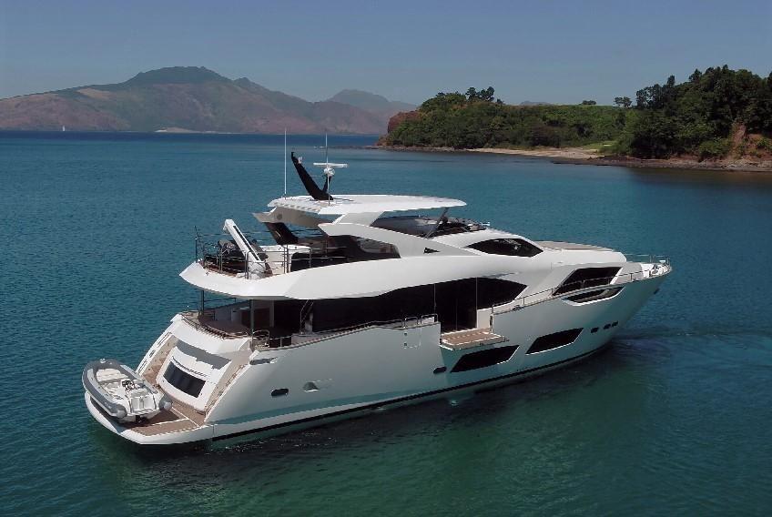 2017 Sunseeker Yacht 95 Power Boat For Sale - www yachtworld com