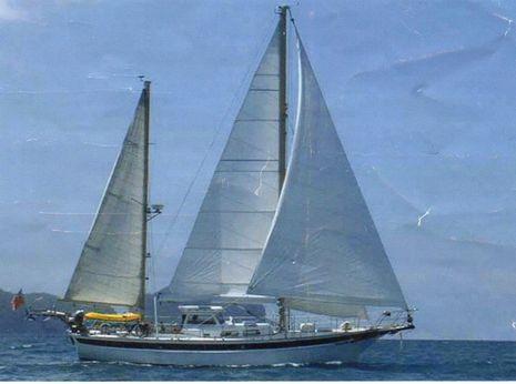1981 Van Dam Nordia 51 Bm Ketch