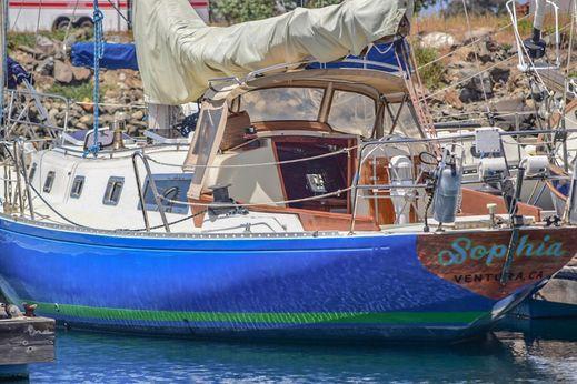 1968 Islander Yachts 44