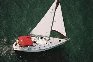 1999 Beneteau 461 with Furling Main
