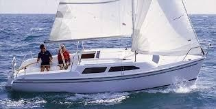 1997 Catalina 250