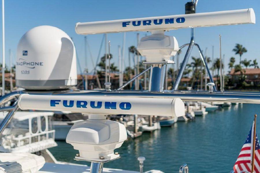 Offshore 76 Dual Radar