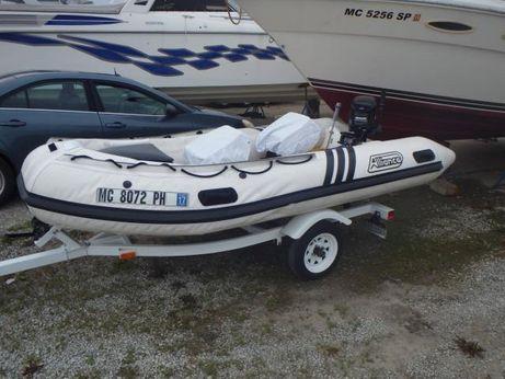 1992 Alliance Marine 12 Inflatable