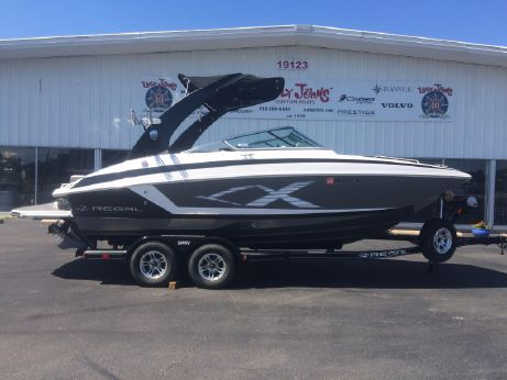 2014 Regal 24 FasDeck RX
