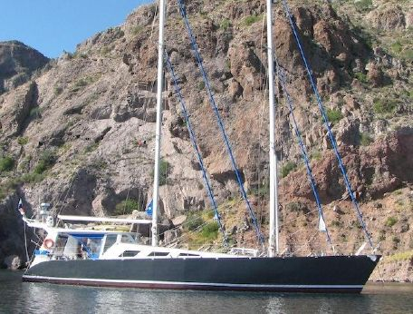 1996 Golden Summit 80' Steel Schooner