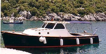 2005 Custom Built M/y 10m S/703861