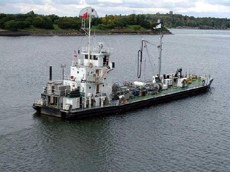 1963 173' Self Propelled Tank Barge – Dwt 1243 - 344,000 US Gallons