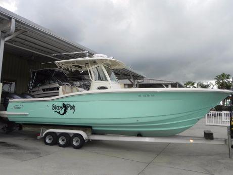 2008 Scout Boats 282 Sportfish