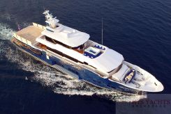 2015 Custom 45m M/Y Class Nautique - Niigata Engineering - HYS Conversion
