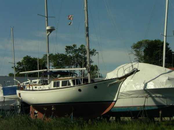 40 ketch for sale