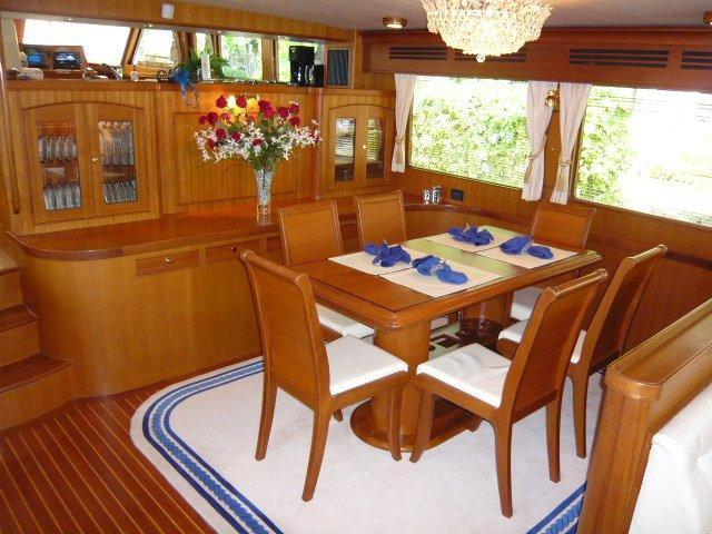 photo of 78' marlow Explorer
