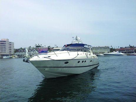 1999 Viking Princess Sport Cruisers V50 Express Yacht