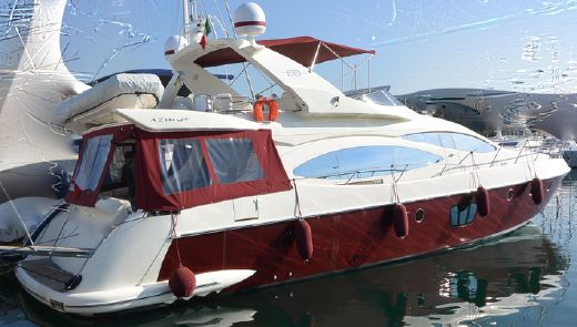 2008 Azimut Evolution