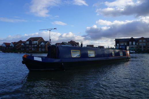 """2004 Narrowboat M Silka 57"""""""