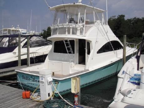 2005 Ocean Yacht Super Sport Flybridge
