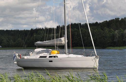 2011 Hanse 400