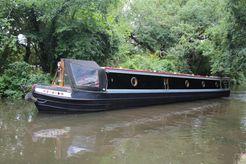 2010 Narrowboat 60' G&J Reeves Trad