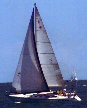 1989 Catalina 42 MKi
