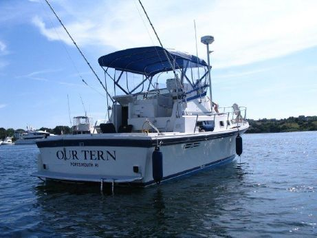 1995 Albin Command Bridge Sportfish