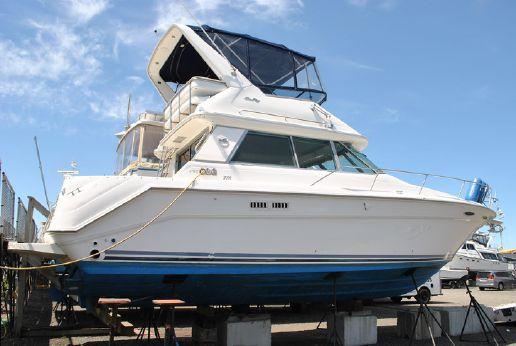 1992 Searay 370 Sedan Bridge
