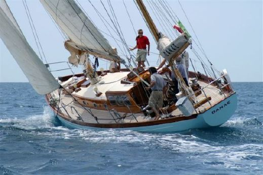 1955 Sangermani Classic Sailing Yacht