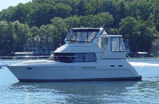 2000 Carver 356 Aft Cabin Motor Yacht (JSS)