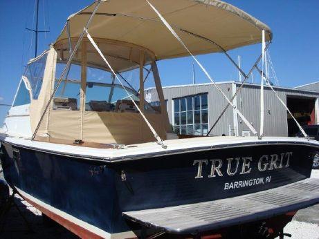 2002 Hunt Yachts Surfhunter 25