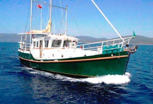 2003 Seahorse Diesel Duck 44