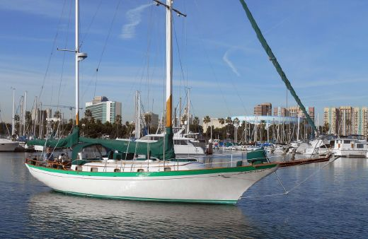 1983 Cheoy Lee Clipper Cutter Rigged Ketch