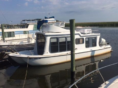 2001 Adventure Craft 2800 Cabin Yacht