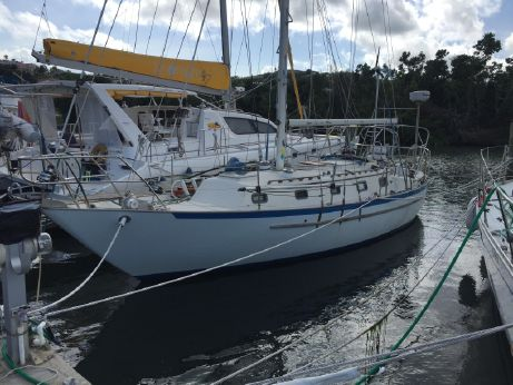1989 Pacific Seacraft 34