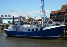 1986 Werftbau Forschungsschiff