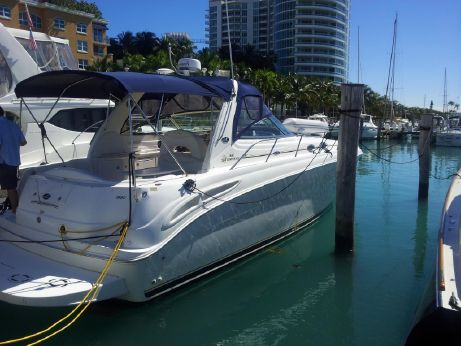 2002 Sea Ray Sundancer 380