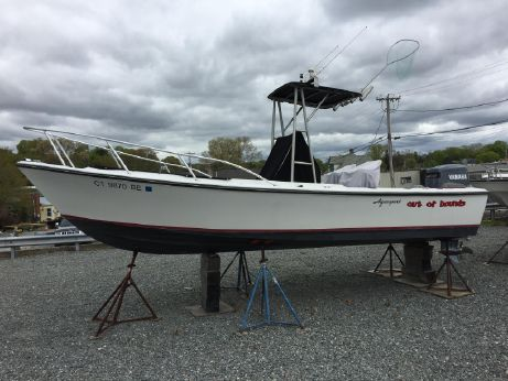 1986 Aquasport Osprey 22 Center Console