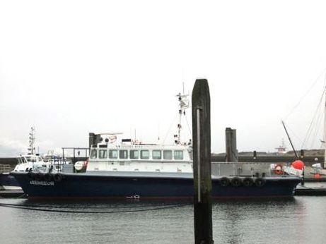 1972 Offshore Crew tender