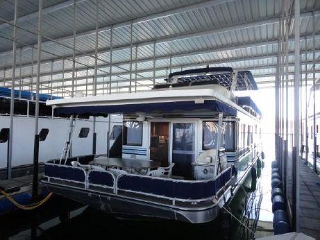 1999 Sumerset 65' X 16' Houseboat