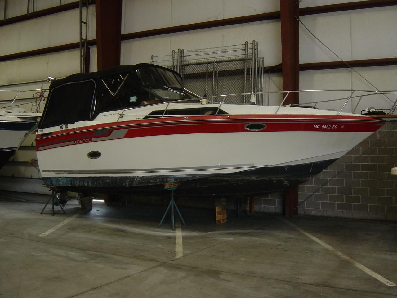 1987 Regal Commodore 277XL Power Boat For Sale www.yachtworld.com #5D4031