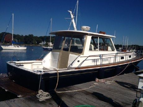 2003 Grand Banks 43 Eastbay HX