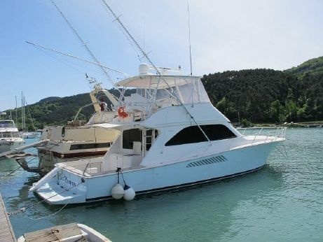 2004 Viking Yachts 48' Convertible